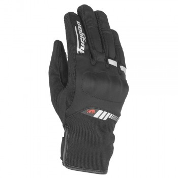 Gants Furygan Jet All Seasons Lady Noir Blanc