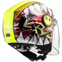 Casque Jet LS2 OF602 Funny Crunch