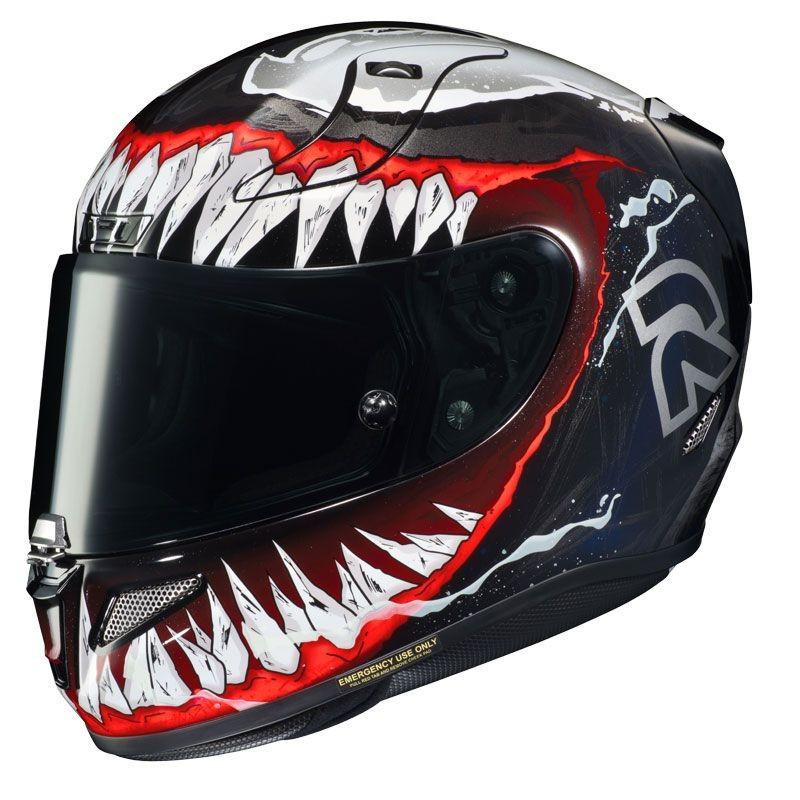 Casque HJC RPHA 11 Venom 2 Marvel