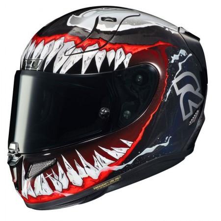 Casque HJC RPHA 11 Venom 2 Marvel MC1