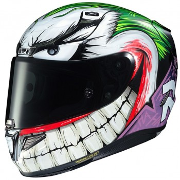 Casque HJC RPHA 11 Jocker DC Comics