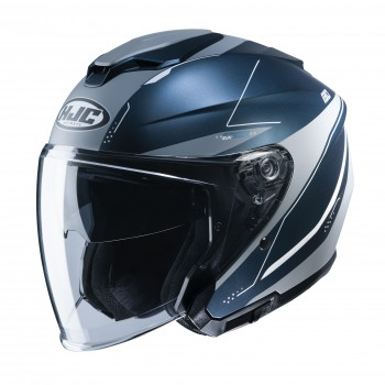 Casque HJC i30 Slight Mat Bleu