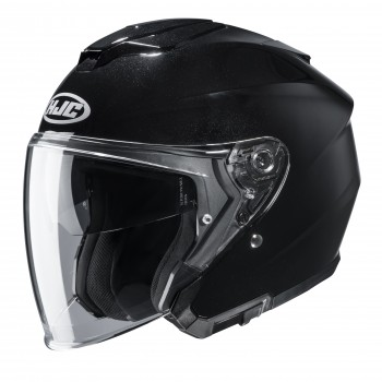 Casque HJC i30 Noir Brillant