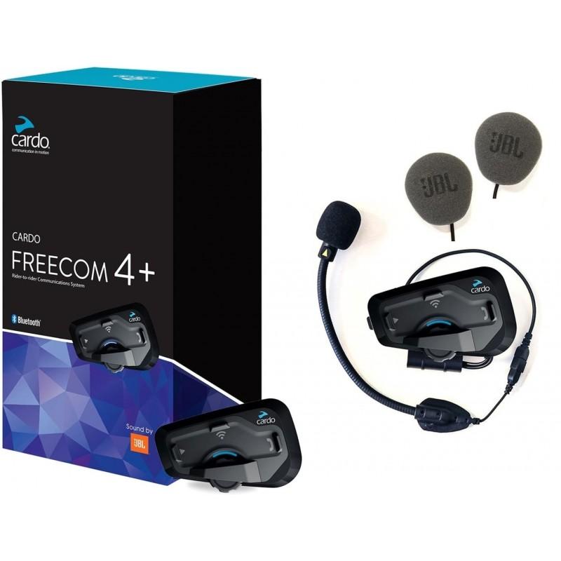 Intercom CARDO Freecom 4+