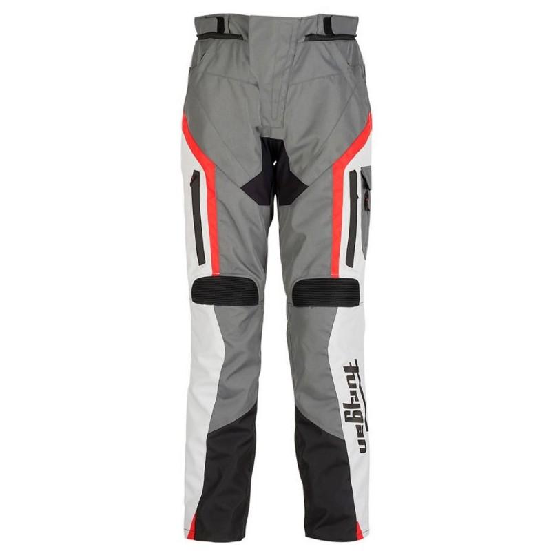 Pantalon Furygan Apalaches Noir Gris Rouge