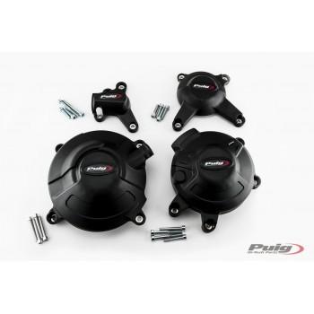 Kit de protection carter Puig pour Yamaha MT09