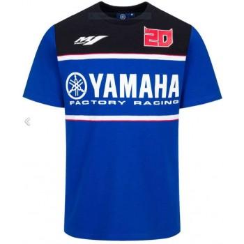 T-Shirt Yamaha Fabio Quartararo 2021
