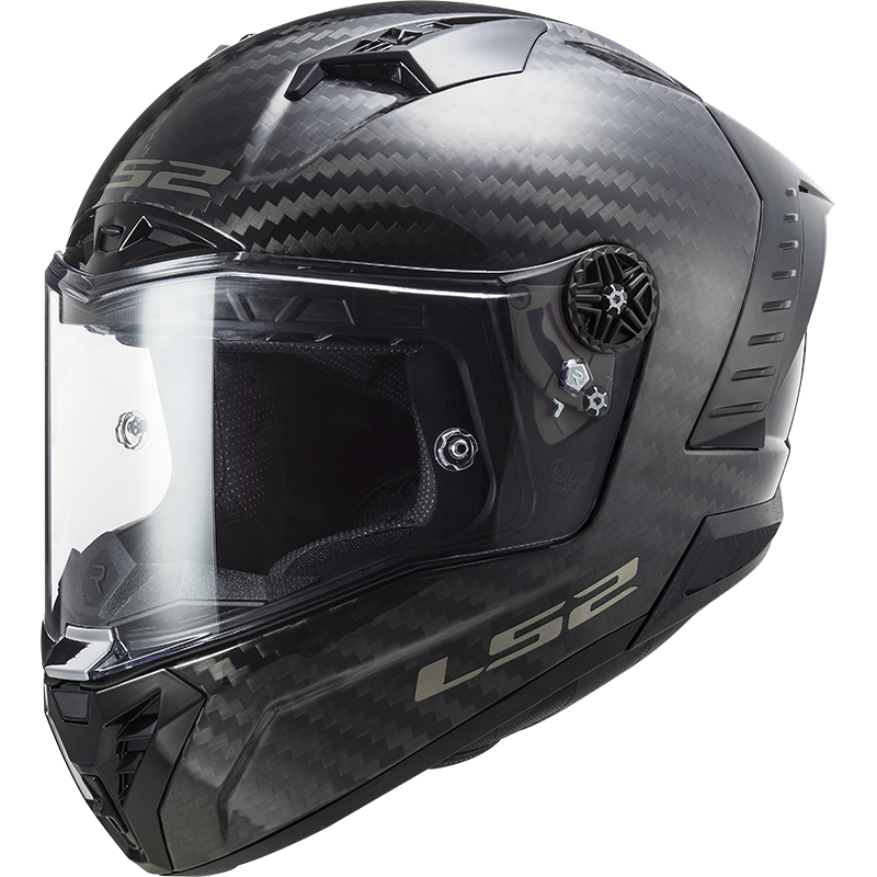 Casque LS2 FF805 Thunder Racing Carbon Racing FIM 2020