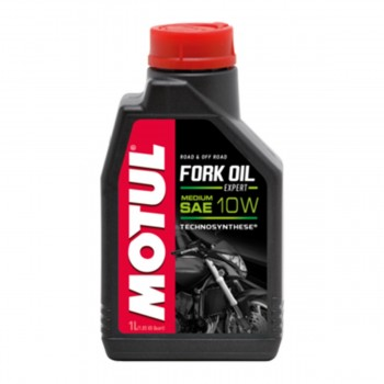 Huile de fourche MOTUL FORK OIL EXPERT 10W 1L