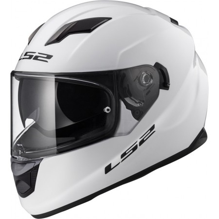 Casque LS2 Stream Solid Blanc XS