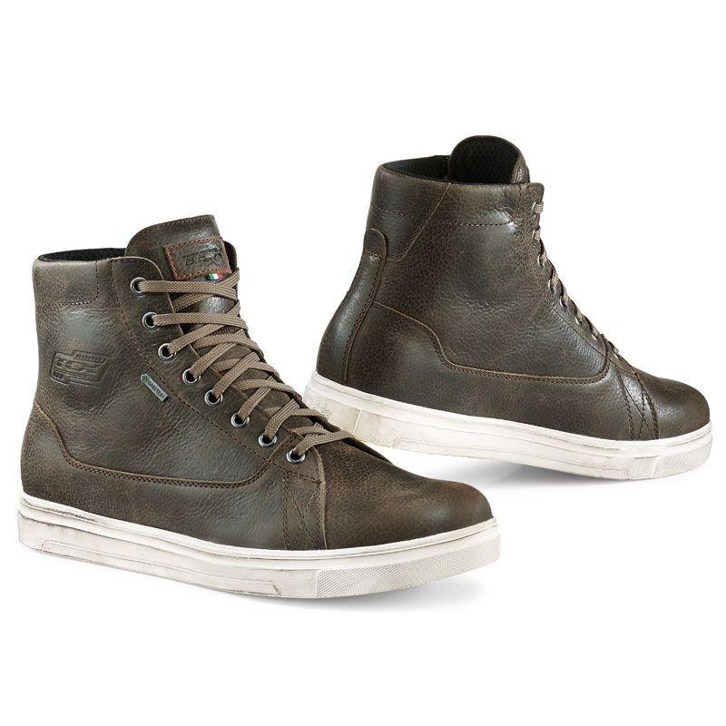 Chaussure TCX Mood Gore Tex Etanche Marron