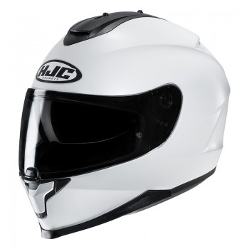 Casque HJC C70 Blanc Brillant
