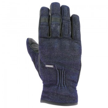 GANTS OVERLAP IRON DENIM