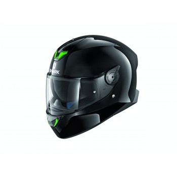 Casque Shark Skwal 2 Noir Brillant