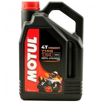 Huile moteur MOTUL 4T 7100 10W40 4L