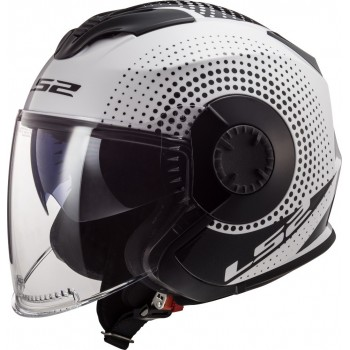 CASQUE JET LS2 VERSO SPIN