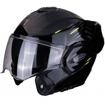 CASQUE MODULABLE SCORPION EXO-TECH PULSE
