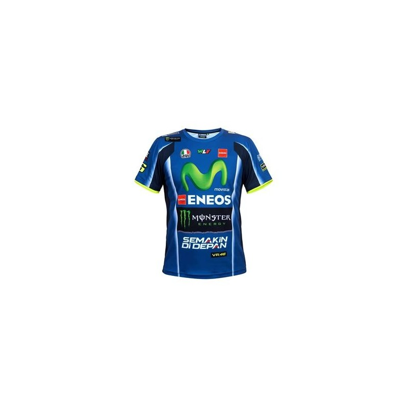 T-SHIRT VR46 REPLICA MONSTER