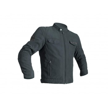 Blouson RST CROSBY Charcoal TT Isle of Man Noir