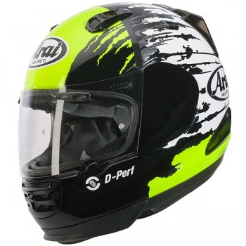 CASQUE INTEGRAL ARAI REBEL SPLASH VERT