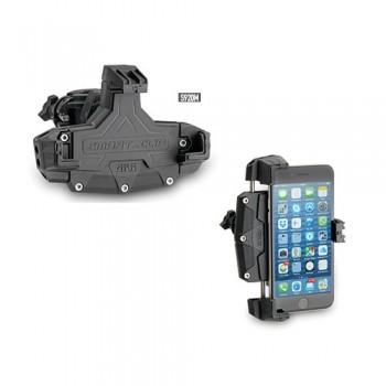 Support Smartphone Universel GIVI S920M Smart Clip Médium
