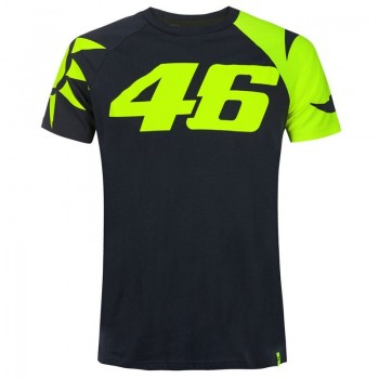 T-SHIRT VR46 SOLE E LUNA