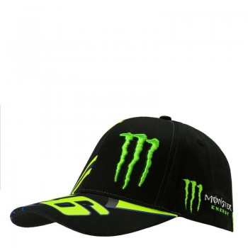 CASQUETTE VR46 REPLICA MONSTER