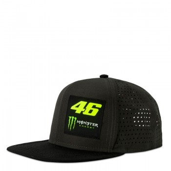 CASQUETTE VR46 DUAL MONSTER GREY