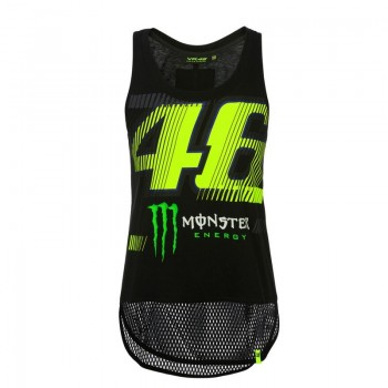T-SHIRT VR46 YELLOW KIDS