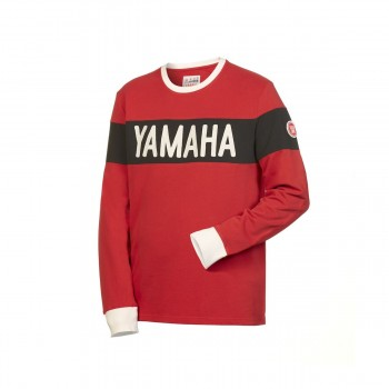 SWEAT HOMME YAMAHA FASTER SONS ALAMO