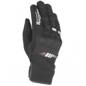 Gants Furygan Jet All Season Kid Noir Blanc