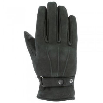 Gants Overlap London Lady Noir