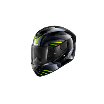CASQUE INTEGRAL SHARK D-SKWAL 2 MERCURIUM