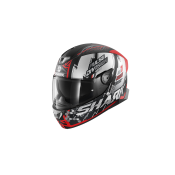 CASQUE INTEGRAL SHARK SKWAL 2 NOXXYS MAT