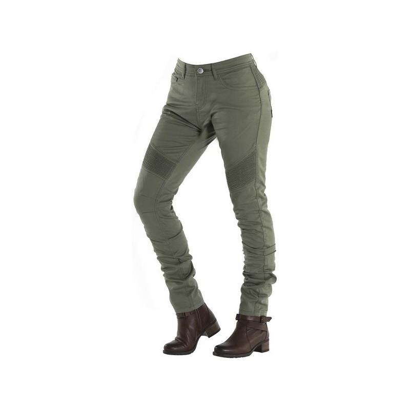 Pantalon Jeans Overlap Imola Cactus