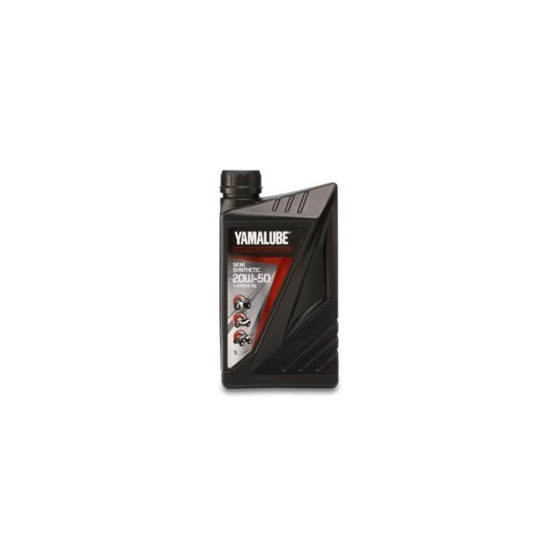 Huile moteur YAMALUBE S4 10w40 Semi Synthetic 1L
