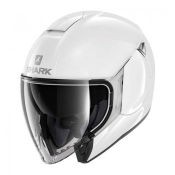 Casque Shark Citycruiser Blanc Blank