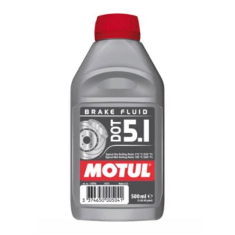 Liquide de frein MOTUL DOT5.1 500ml