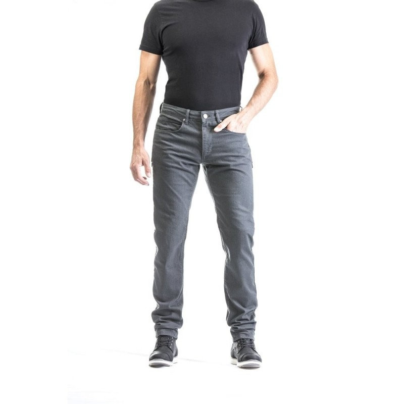 Pantalon moto homme Jeans Ixon Wayne Anthracite 2020