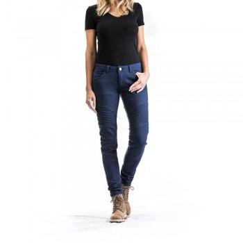 Jeans moto femme Ixon Vicky Navy
