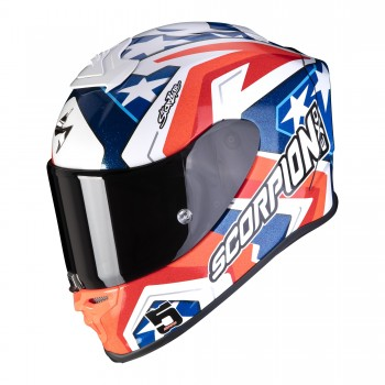 CASQUE INTEGRAL SCORPION EXO-R1 AIR ALVARO II