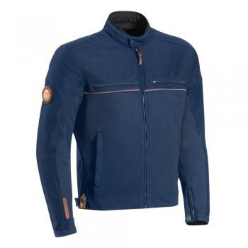 Blouson homme textile Hiver Ixon Breaker Navy