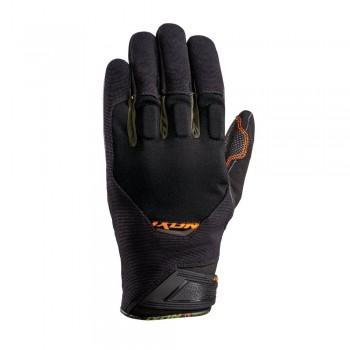 Gants Ixon RS Spring Noir Orange Kaki