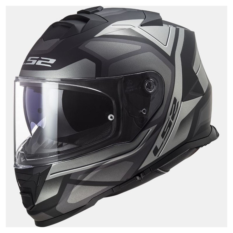 Casque moto adulte Intégral LS2 Storm Faster
