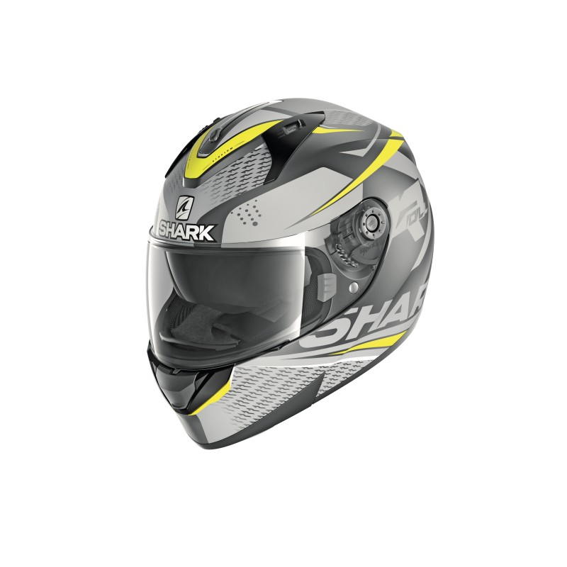 CASQUE INTEGRAL SHARK RIDILL 1.2 STRATOM MAT