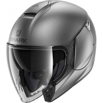 Casque Shark Citycruiser Gris Mat