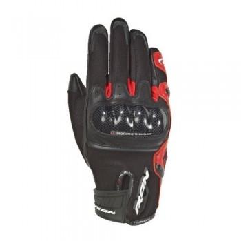 Gants Moto été cuir Ixon RS Rise Air dos de main